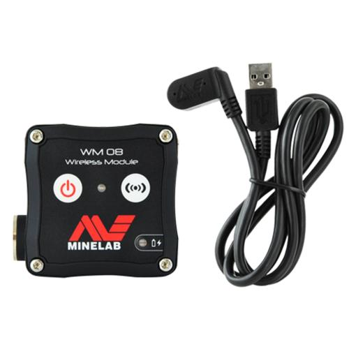 Minelab equinox WM 08 Wireless Audio Module