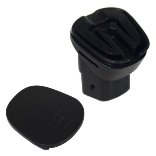 Slide on holder for XP Deus remote control