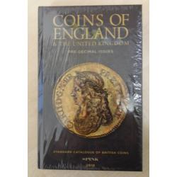 2018 Edition SPINK Coins of England & The United Kingdom