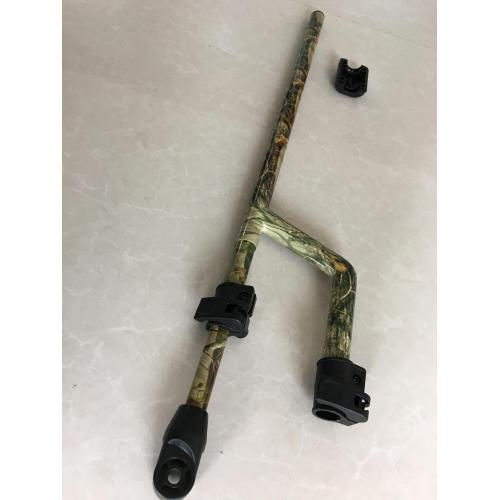 Tele-Knox S Stem Carbon Shaft in Woodland Camo