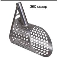 Evolution 360 Beach Sand Scoop