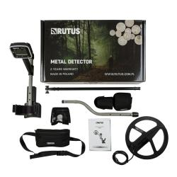 Rutus Alter 71 Metal Detector (Double Coil Pack) (Version 2.0)