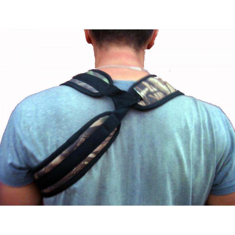 Swing Support Strap for any Detector/User