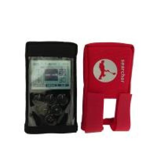 Searcher Control Box Cover For XP Deus / ORX (RED!!!!) - DETECNICKS LTD