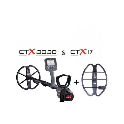 Minelab CTX 3030  C/W 11 Pro coil + FREE 17COIL + FREE Pro Find 35 Pinpointer