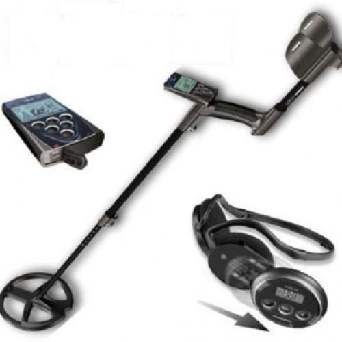XP Deus with 9 Coil Bundle, Remote, WS4 Metal Detector