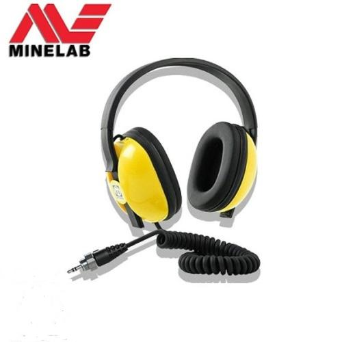 Genuine Minelab Equinox Waterproof Headphones - Detecnicks Ltd