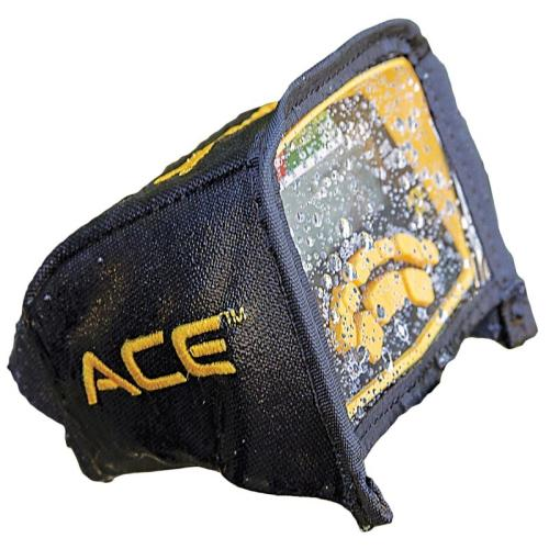 Garrett Ace Control Box Cover (150,200i,250,Euro,300i,400i) - Detecnicks Ltd