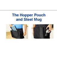 The Hopper Pouch with Steel Insulated Mug