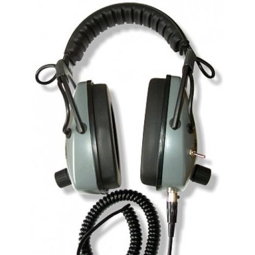 Gray Ghost NDT Headphones (no down time)