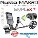 Nokta / Makro Simplex Inc Control Box Cover (With Headphones)