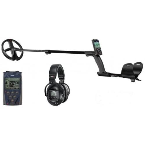 XP Deus with 9 Coil Bundle, Remote, WS5 Metal Detector