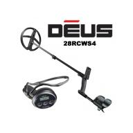 XP Deus 11 Coil Bundle, Remote,WS4 Metal Detector (28RCWS4)